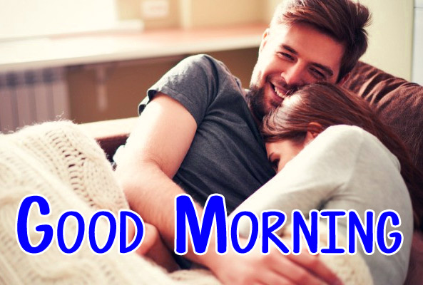 Husband Wife Romantic Good Morning Pics Download