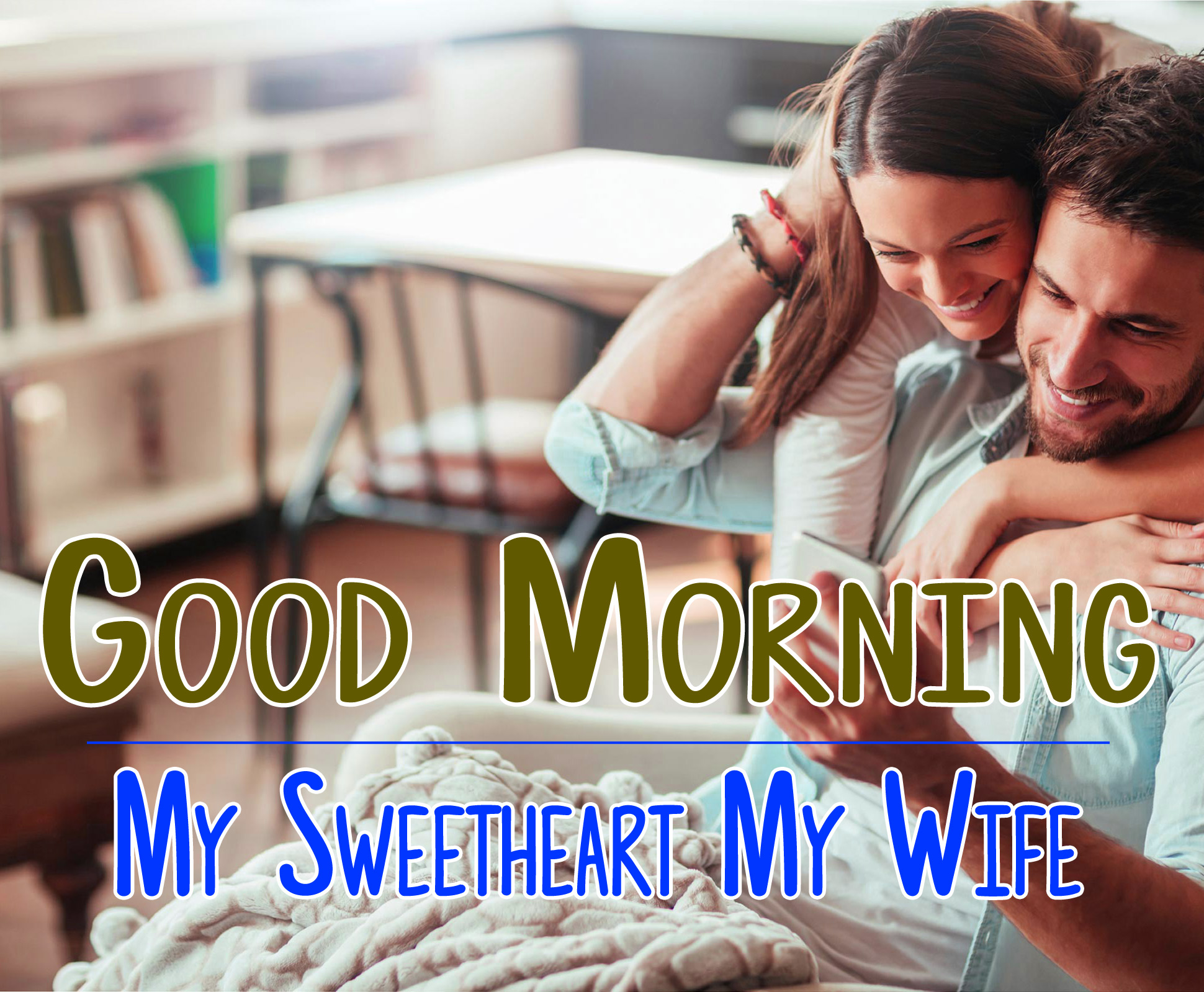 Best Free Husband Wife Romantic Good Morning Pics Images