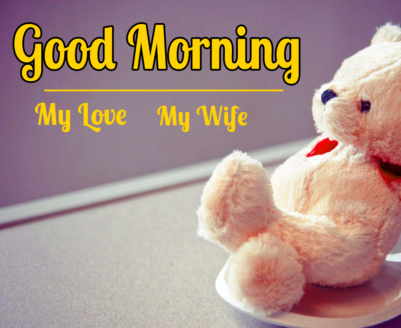 good morning Wallpaper for Wife 6