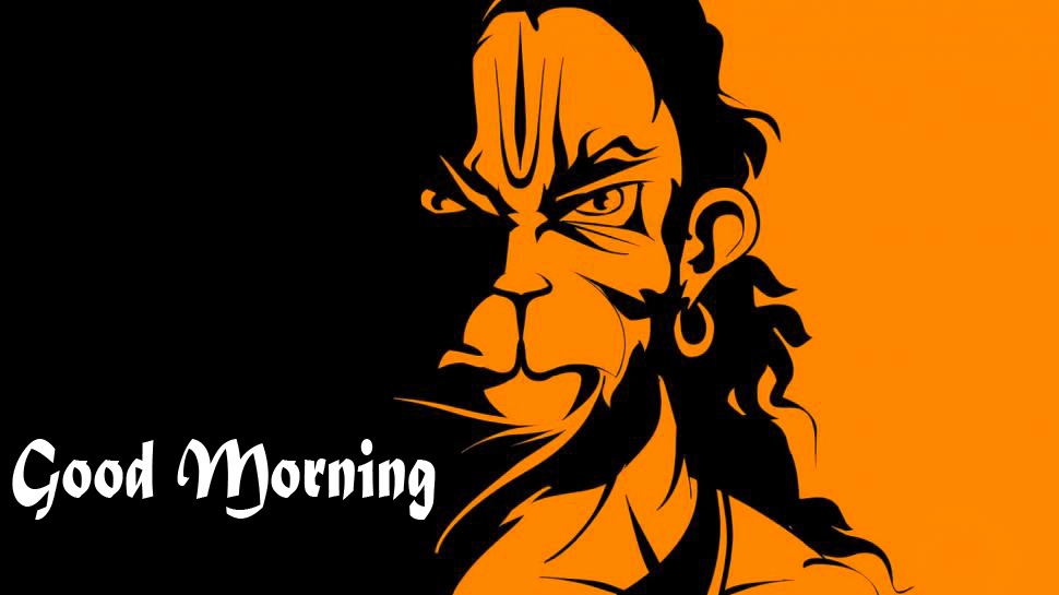 god images hanuman good Morning Pics Photo