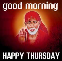 Sai Baba Good Morning Images HD Download