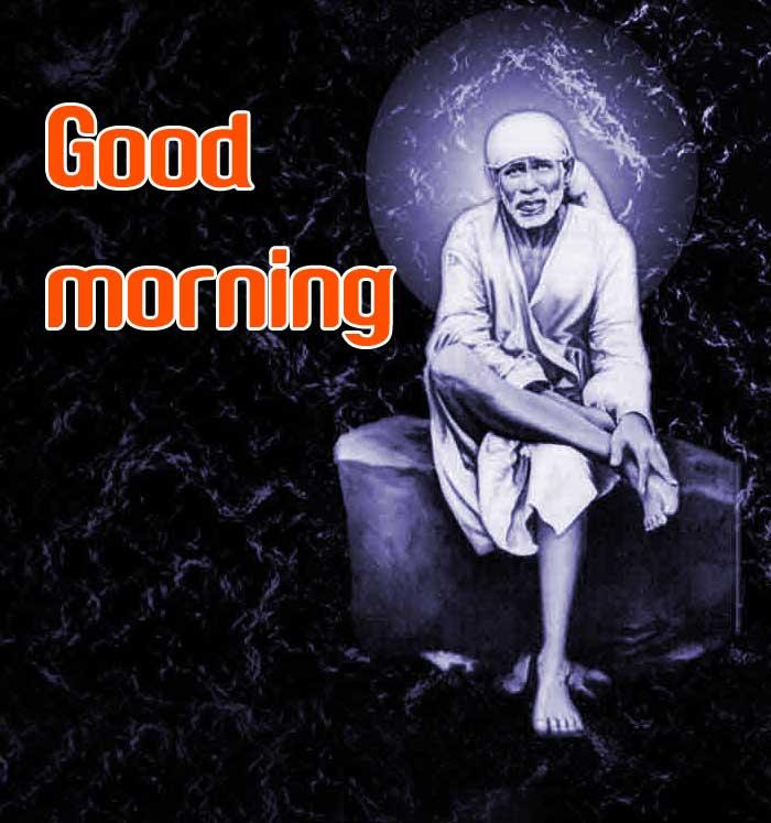 Sai Baba Good Morning Pics HD Download