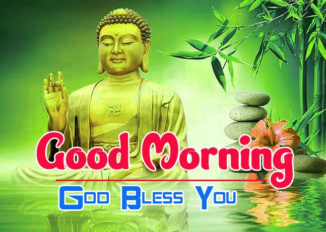 Buddha Good Morning Images Pic Download Free