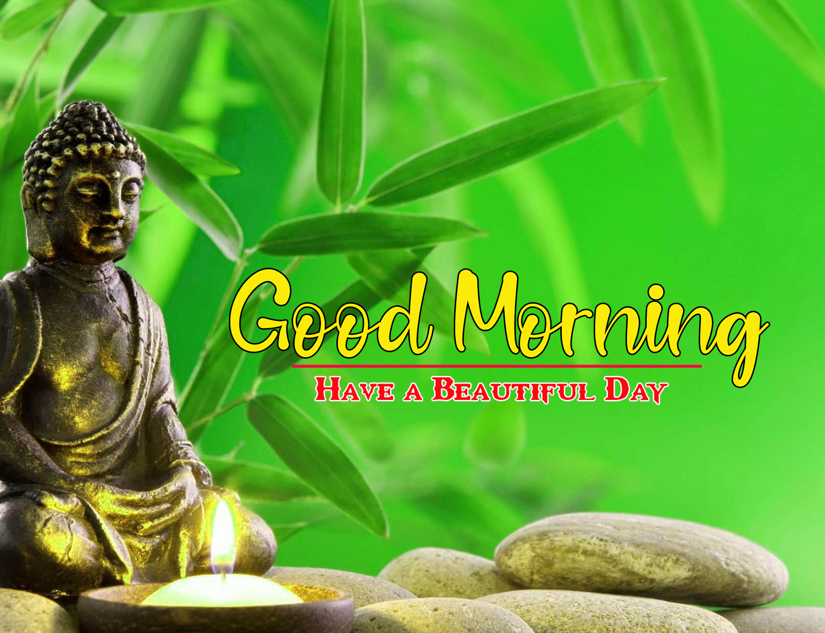 Buddha Good Morning Images 2