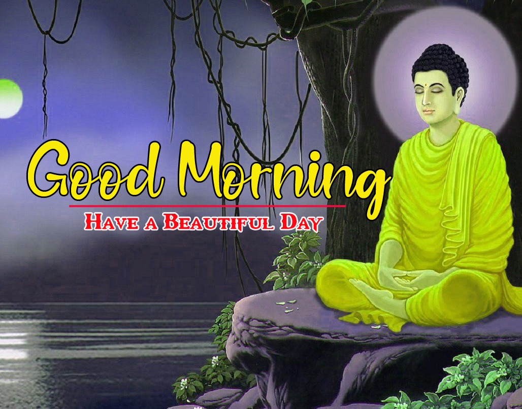Buddha Good Morning Images 5 1