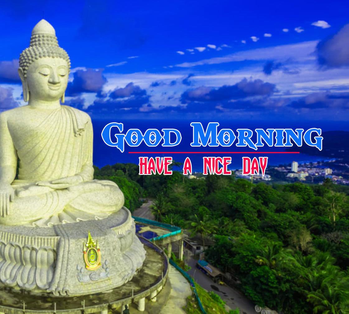 Buddha Good Morning Images Wallpaper Free Download