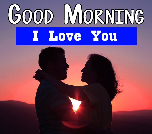 Good Mornign Wallpaper for Love Couple