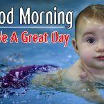 Good Morning Baby Photo Pics Download