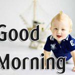 Good Morning Baby Photo for Whatsapp