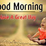 Good Morning Baby Wallpaper for Whatsapp