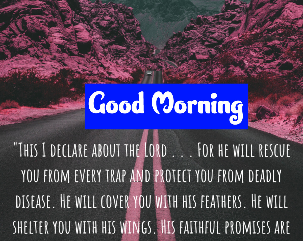 Good Morning Bible Pictures 3