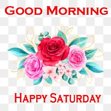 Saturday Good Morning Images Pictures Download