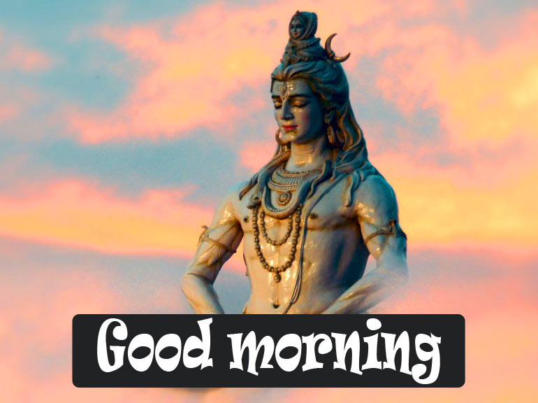 Shiva Free good morning Images Pics