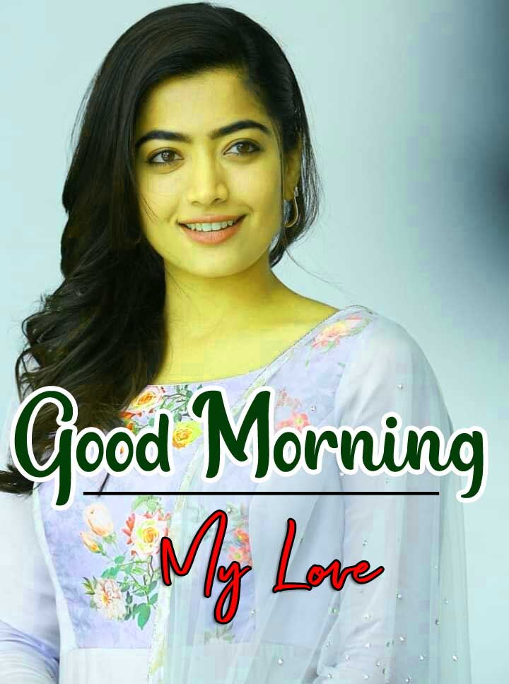 Beautiful Girl Good Morning Images 3