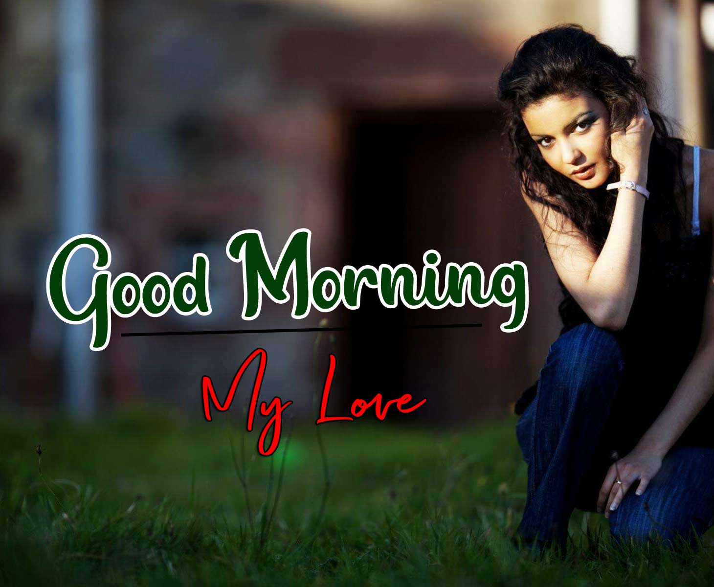 Beautiful Girl Good Morning Images 5