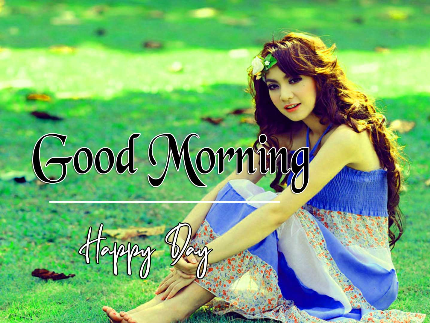 Beautiful Girl Good Morning Images 6