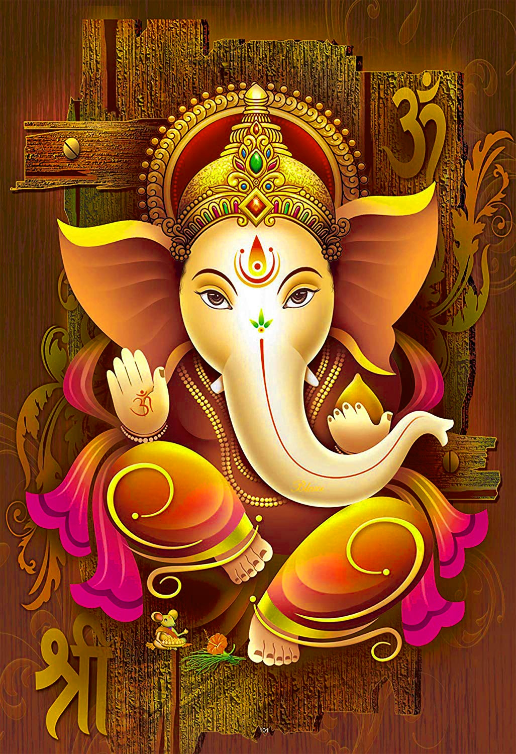 Lord Ganesha Images Wallpaper for Facebook
