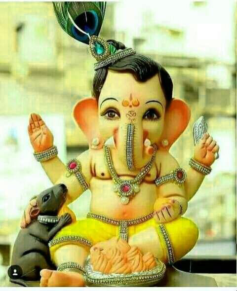 Lord Ganesha Images Wallpaper Free For Whatsapp
