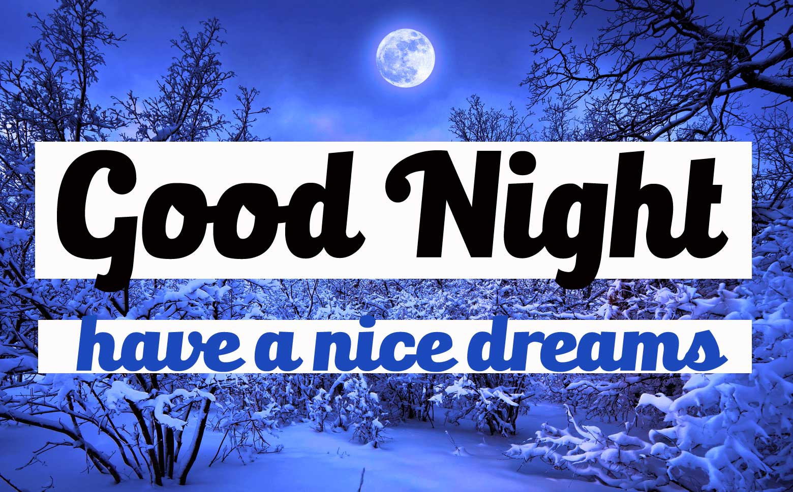 Good Night Wallpaper Free