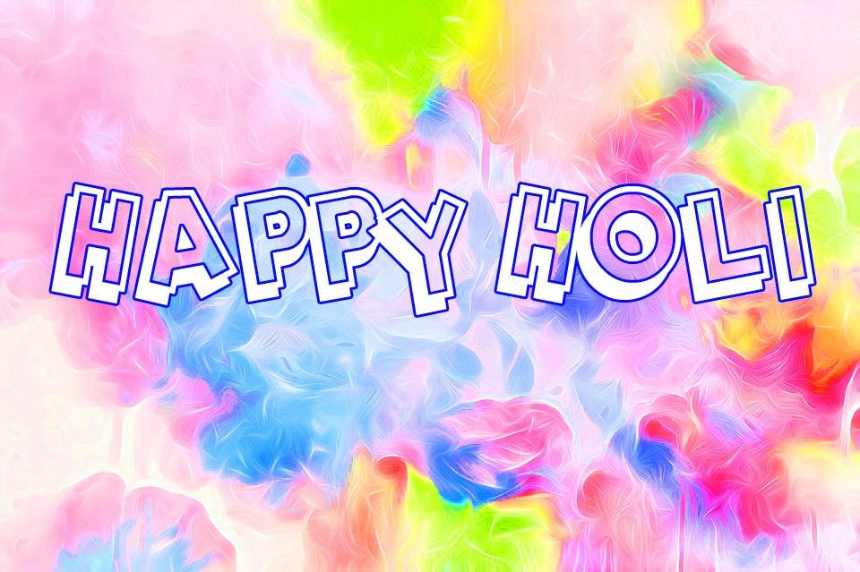 Happy Holi Pics Download