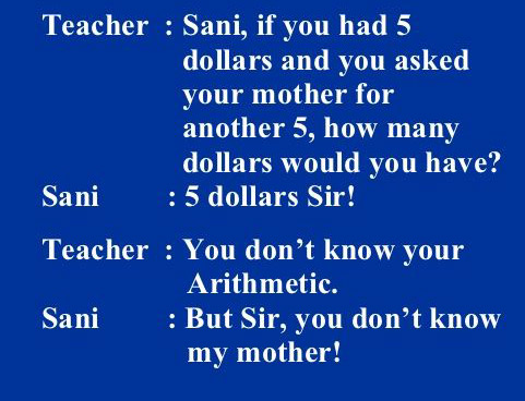 Hindi Jokes for Student Photo Download