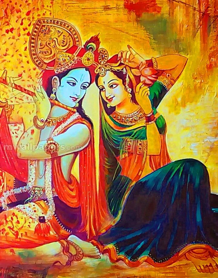 Hindu Radha Krishna Images Wallpaper pics Download