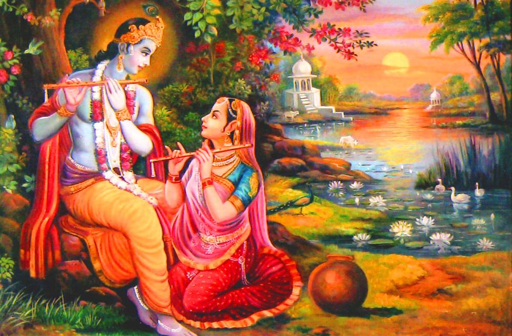 Latest Free Hindu Radha Krishna Images Pics Download