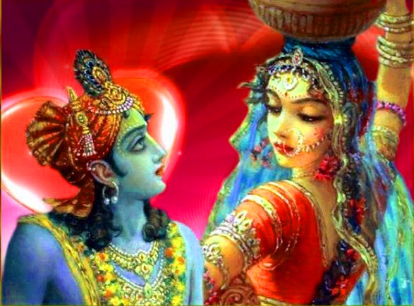 Hindu Radha Krishna Images pics Wallpaper Download Latest