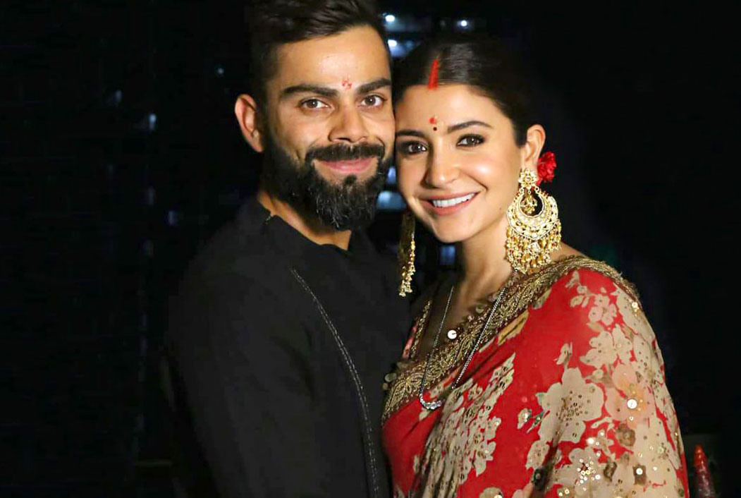 Wedding Family Virat Kohli Images Pics Download