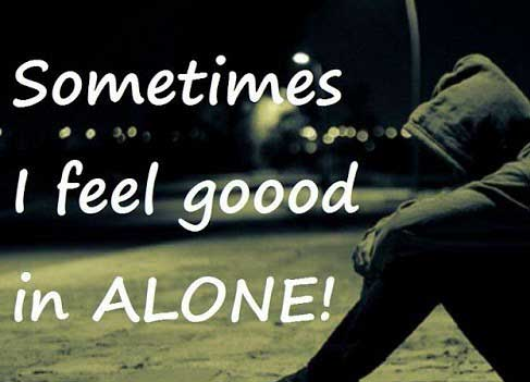 Best New Sad Alone Whatsapp DP Images Download