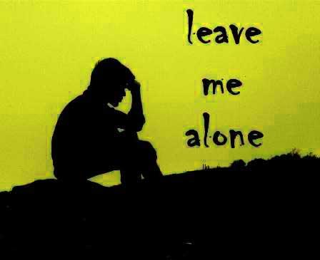 Free Sad Alone Whatsapp DP Wallpaper Download