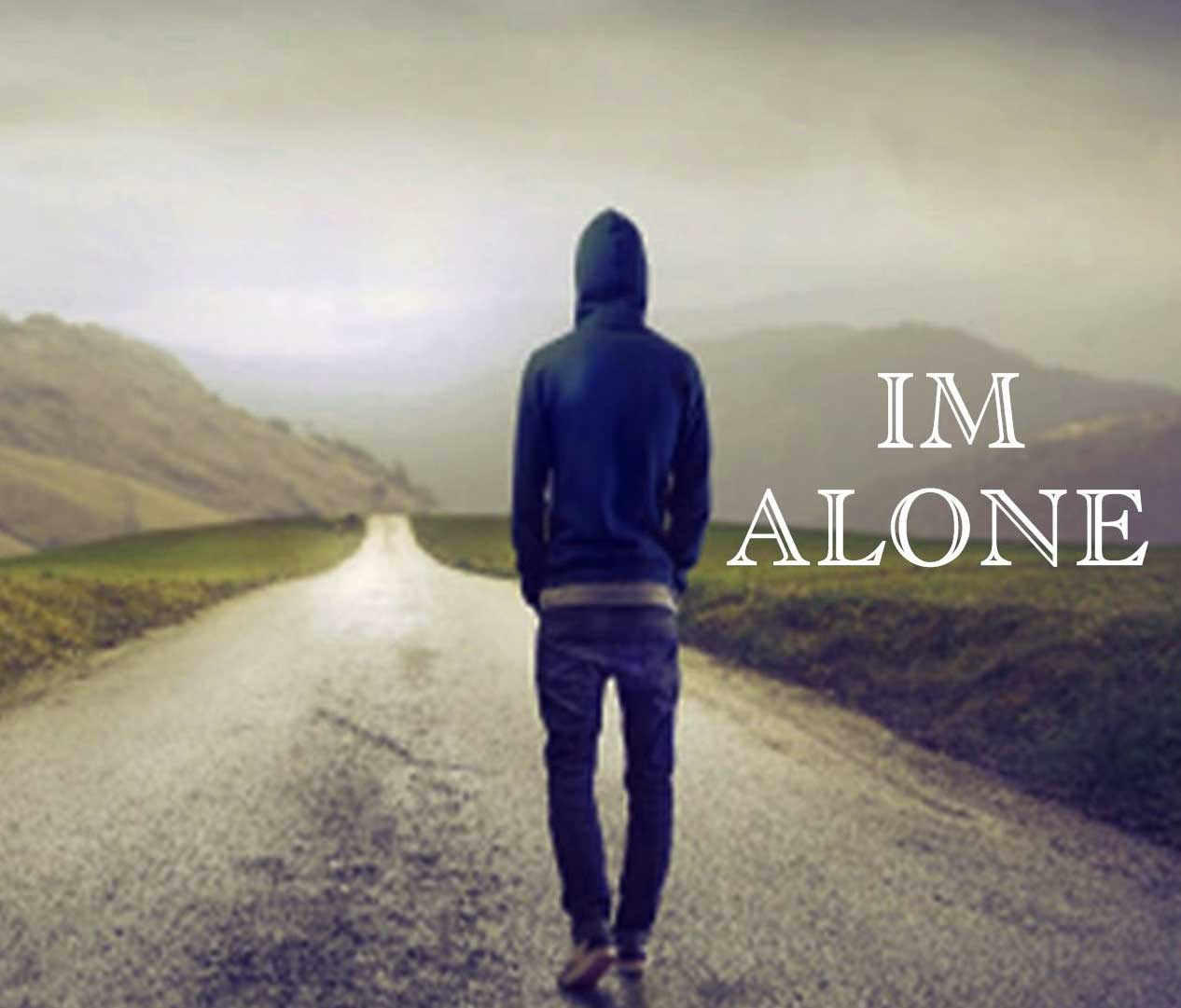 Very Sad Sad Alone Whatsapp DP Pics Download