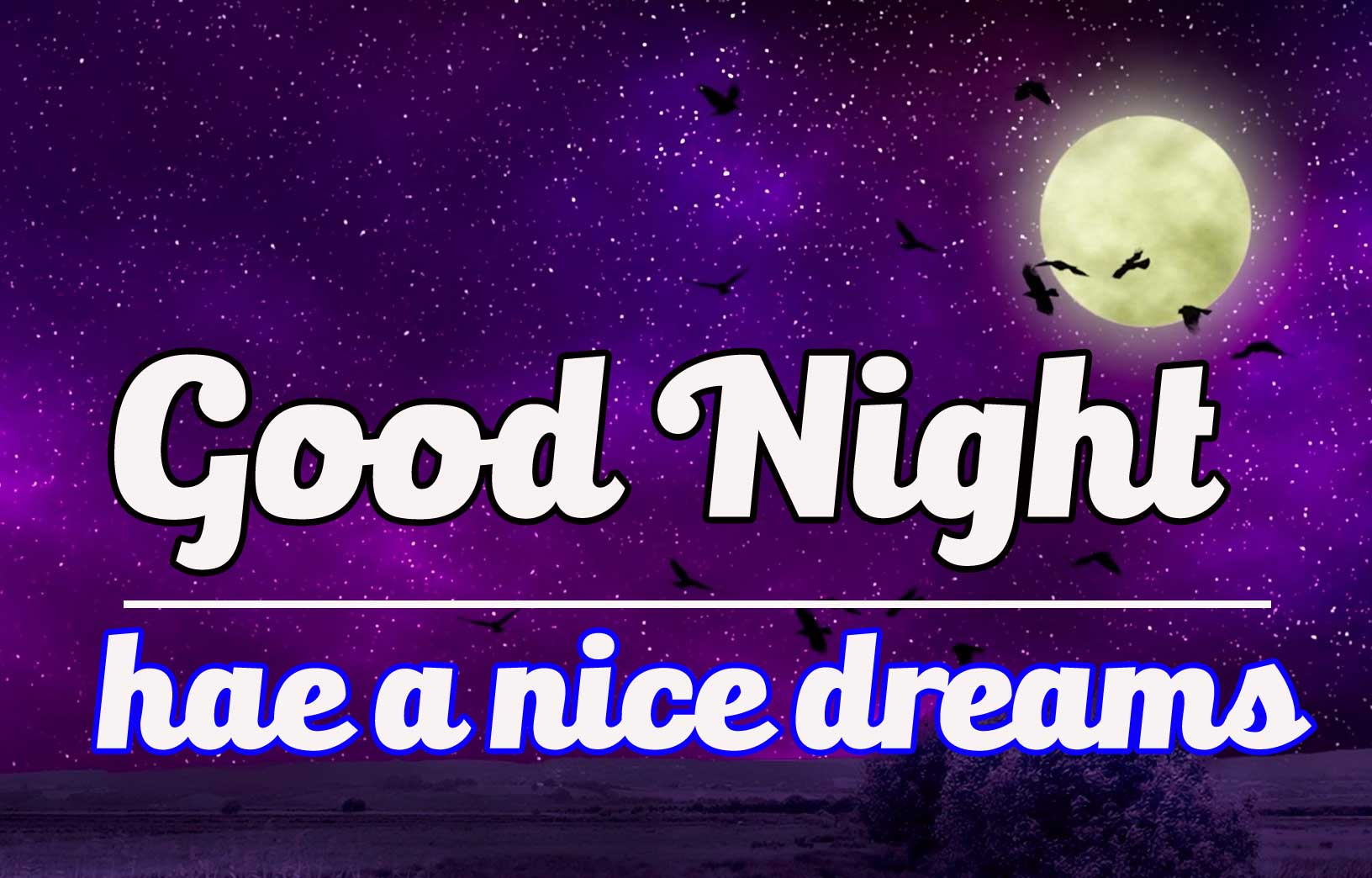 Best Good Night Wallpaper Download