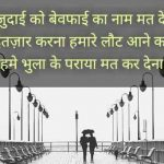 Bewafa Images With Hindi Shayari 63