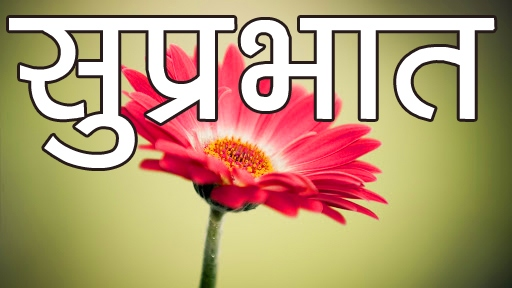 Beautiful Flower Suprabhat Images Pics Download Free