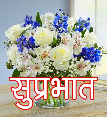 Flower Suprabhat Images Pics Download for Facebook Status