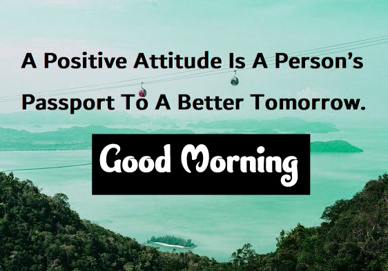 Good Morning Images With English Quotes 6