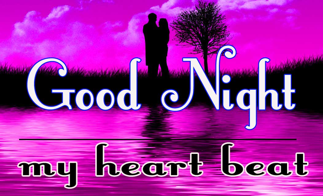 Romantic Love Couple Beautiful Good Night Images Download