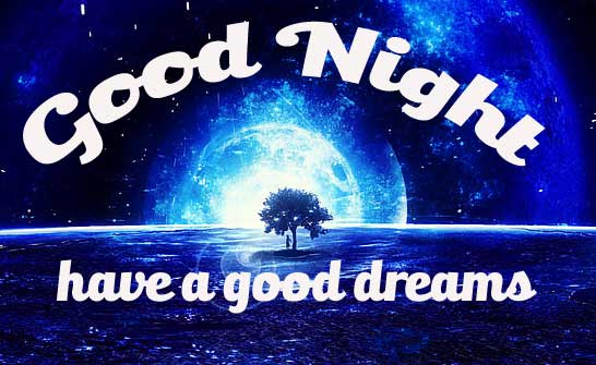 Beautiful Good Night Photo for Facebook