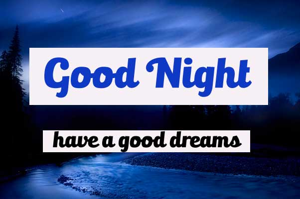 Good Night Wallpaper 4 1