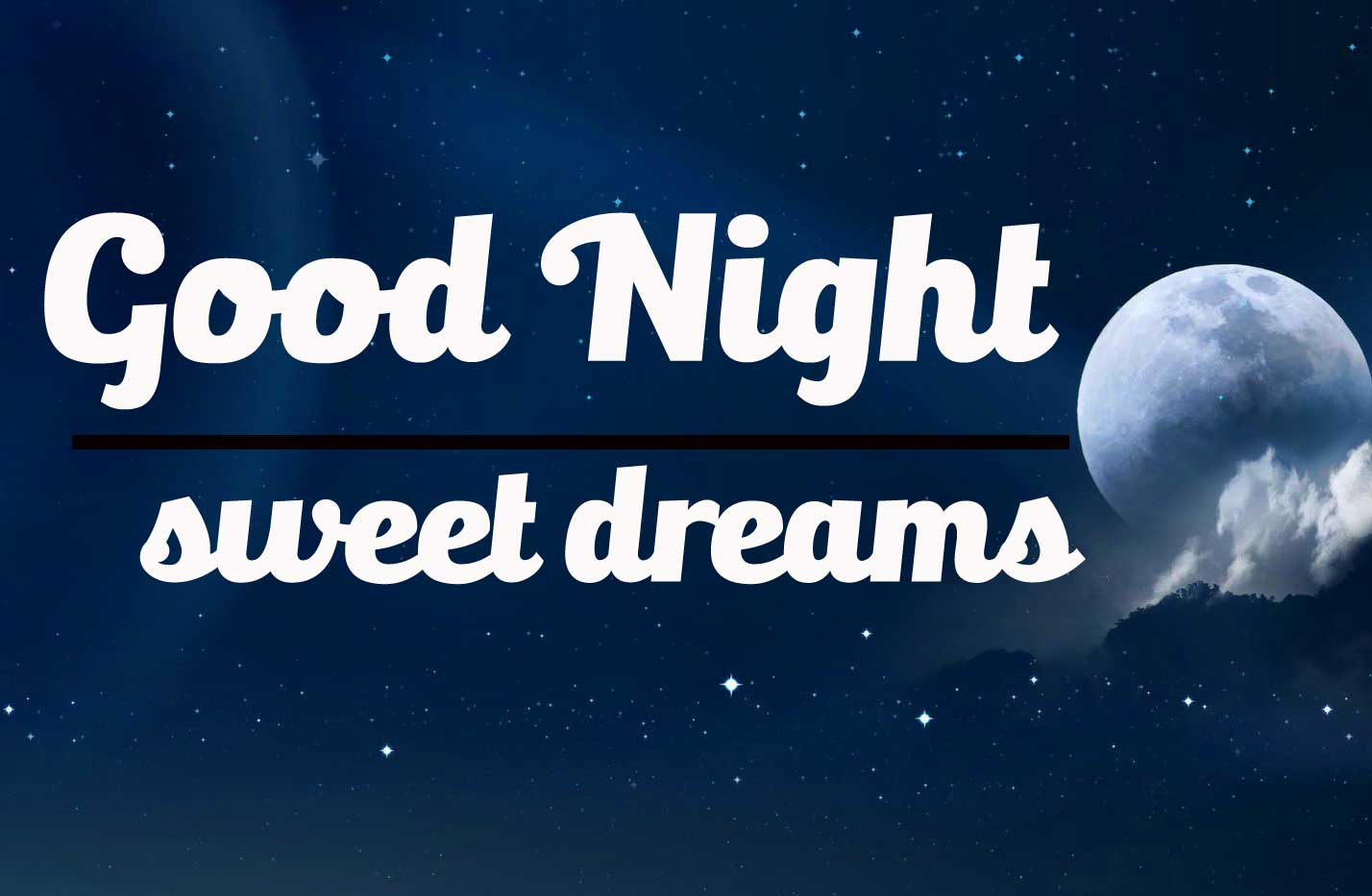 Latest Free For Mobile Good Night Wallpaper Pics Download