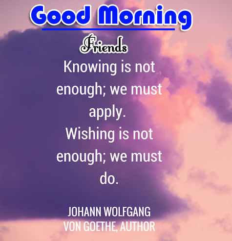 Good morning thought Images 4