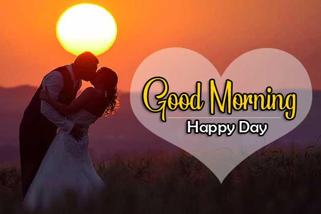 Love Couple Free Wonderful Good Mornign Wishes Pics Downlaod