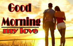 New Free Love Good Morning Wishes Photo Download