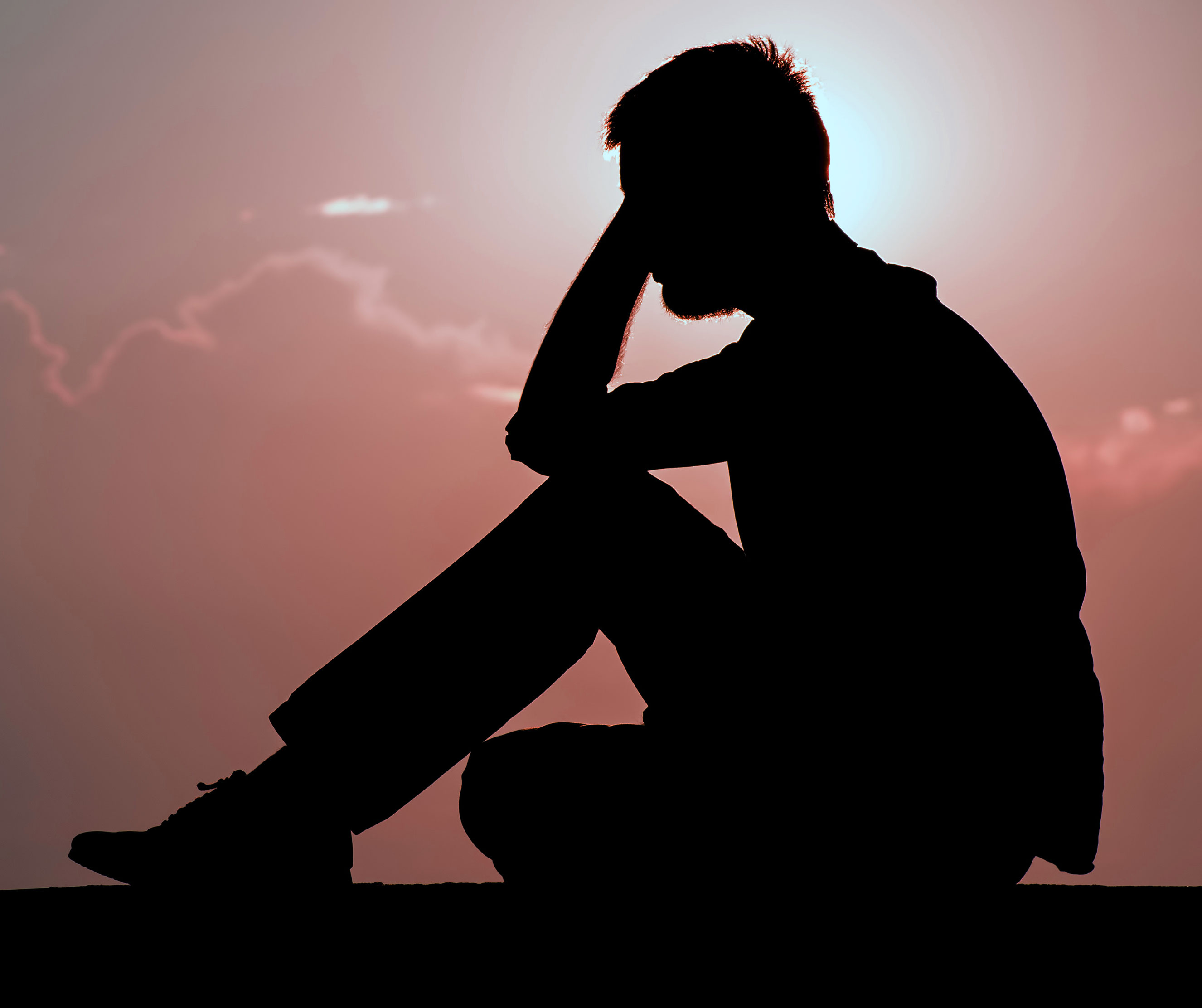 Sad Alone Boy Whatsapp DP Pics Photo Download