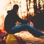 Free Sad Alone Boy Whatsapp DP Wallpaper Download