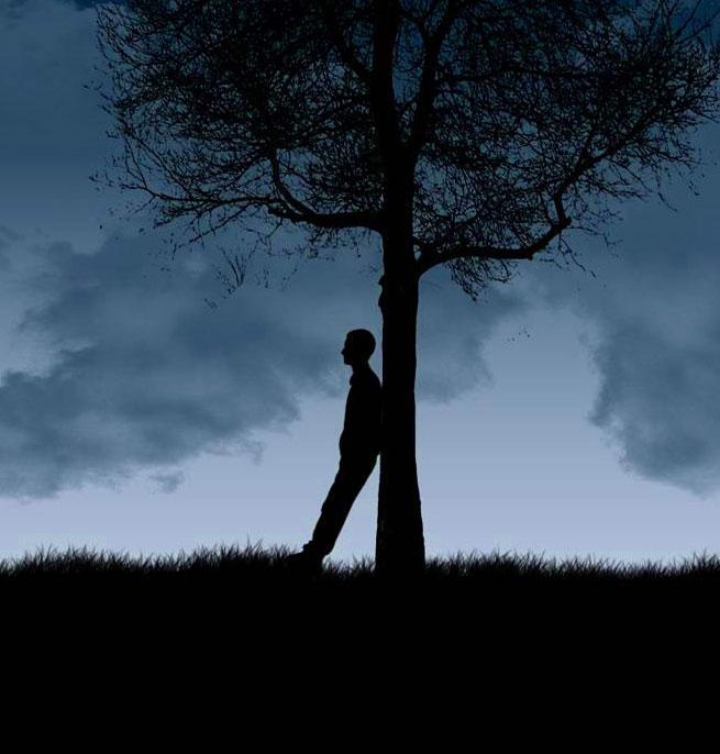 Sad Alone Boy Whatsapp DP Pics Images Download