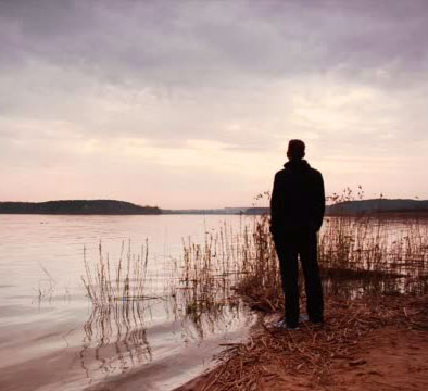 Sad Alone Boy Whatsapp DP Pics Wallpaper Download
