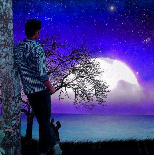 Free Latest Sad Alone Boy Whatsapp DP Wallpaper Download