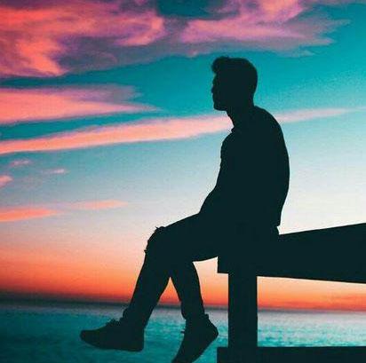 Sad Alone Boy Whatsapp DP Wallpaper Free Download